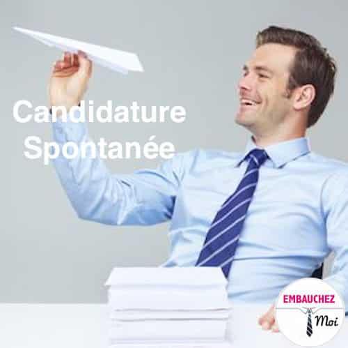 Réussir sa candidature spontanée
