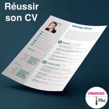 Réussir son CV