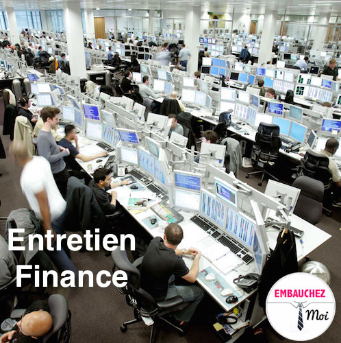 questions Entretien d'embauche en finance